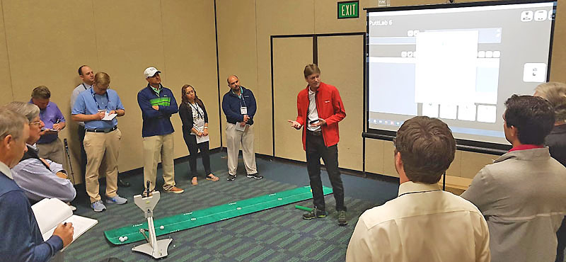 2020 Pga Show.Puttlab Certification Classes At The Orlando Pga Show 2020